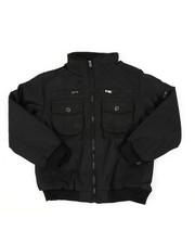 Arcade Styles - Ballistic Nylon Jacket W/ Printed Taffeta Lining (8-20)-2411463