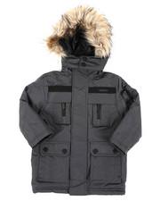 Heavy Coats - Parka Jacket (4-7)-2409975