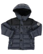 DIESEL KIDS - Puffer Jacket (4-7)-2409672