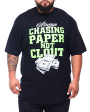 Short-Sleeve - Chasing Paper Not Clout S/S Tee (B&T)-2409130