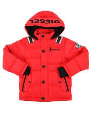 DIESEL KIDS - Puffer Jacket (8-20)-2409685