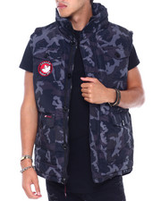 Vests - CANADA WEATHER Puffer Vest-2412580