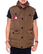 Vests - CANADA WEATHER Puffer Vest-2412575