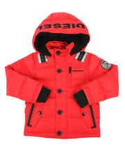 DIESEL KIDS - Puffer Jacket (4-7)-2409664