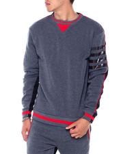 Buyers Picks - Colorblock Fleece w Bar Stripe Detail-2412476