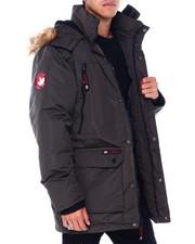 Buyers Picks - CANADA WEATHER Parka Jacket-2412605