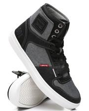 Footwear - Mason HI 501 Denim Wax NB Sneakers-2412763