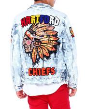 Denim Jackets - Stalls X Dean Hartford Chiefs-2412183