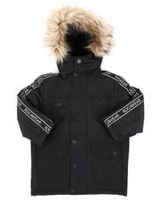 Heavy Coats - Parka Jacket (4-7)-2410058