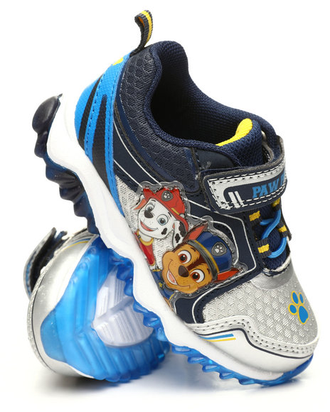 Arcade Styles - Paw Patrol Light-Up Sneakers (5-12)