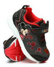 La Galleria - Mickey Mouse Light-Up Sneakers (5-12)-2412057