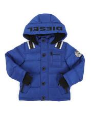 DIESEL KIDS - Puffer Jacket (4-7)-2409668