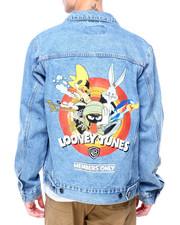 Members Only - LOONEY TUNES DENIM JACKET-2413078