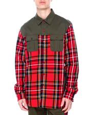 Born Fly - GUNNER Woven Shirt-2413181