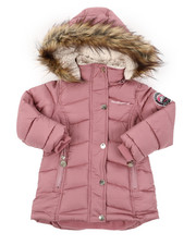 Sizes 2T-4T - Toddler - Puffer Jacket (2T-4T)-2409440