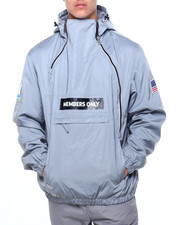 Athleisure for Men - NASA ANORAK- REFLECTIVE-2413072