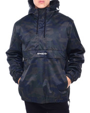 Athleisure for Men - CAMO PADDED ANORAK-2412965