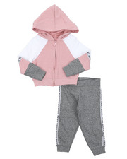 Girls - DKNY 2PC Set (Infant)-2407187
