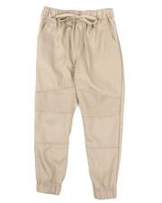 Pants - Moto Twill Joggers (8-20)-2411408