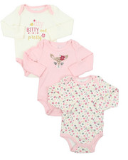 Sets - 3 Pack Creepers Set (Infant)-2410684