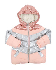 Sizes 2T-4T - Toddler - Puffer Jacket (2T-4T)-2411451