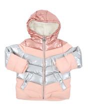 Outerwear - Puffer Jacket (4-6X)-2411455
