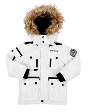 Heavy Coats - Parka Jacket (4-7)-2409713