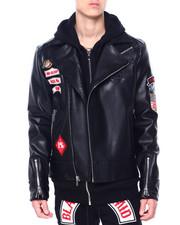 Black Pyramid - Moto Club Jacket-2413370