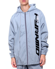 Athleisure for Men - Double Layer Windjacket-2413307