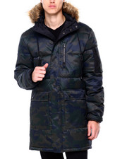 Members Only - FAUX FUR PARKA-2412989