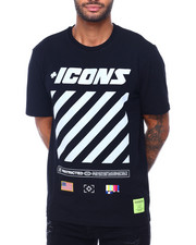 Hudson NYC - Icons Hazard Tee-2414599