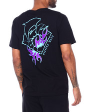 Pink Dolphin - BLESSED WAVE TEE-2413776