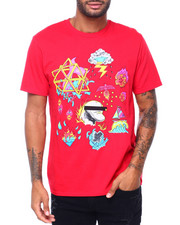 Pink Dolphin - ELEMENTAL TEE-2413766