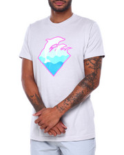 Pink Dolphin - Waves Tee-2413756