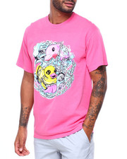 Pink Dolphin - DUCK SPLASH TEE-2413806