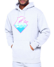 Pink Dolphin - WAVES HOODIE-2413824