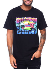 Pink Dolphin - VANDAL VACATION TEE-2413721
