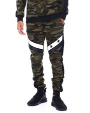 Joggers - CAMO AND STAR JOGGER-2413602