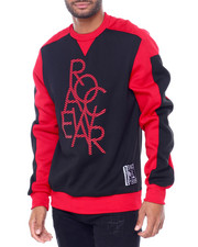 Sweatshirts & Sweaters - STACKED CREW SWEATSHIRT-2414318