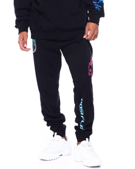 Pink Dolphin - FUEL FOR FIRE SWEATPANT