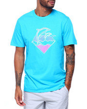 Pink Dolphin - WAVECLUB GRID TEE-2413716