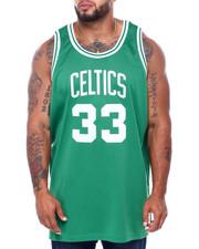 Mitchell & Ness - Celtics Bird Swingman Jersey (B&T)-2413381