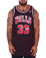 Mitchell & Ness - Bulls Pippen Swingman Jersey (B&T)-2413391