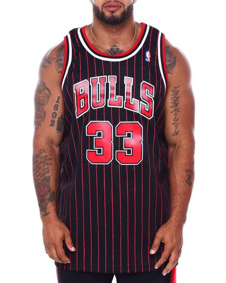 Mitchell & Ness - Bulls Pippen Swingman Jersey (B&T)
