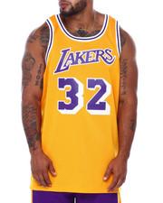 Mitchell & Ness - Lakers Johnson Swingman Jersey (B&T)-2413376