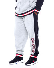Akademiks - Stripe Sweatpant (B&T)-2413461