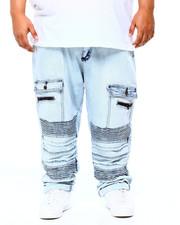 Jeans - Jean W/Front Zip Pkt (B&T)-2406919