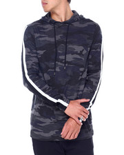Buyers Picks - VICTORY CAMO LS KNIT HOODIE-2414096