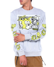 Freeze Max - Trippy Tom and Jerry Sweatshirt-2414297