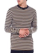 T-Shirts - JOE LS STRIPE TEE-2414026